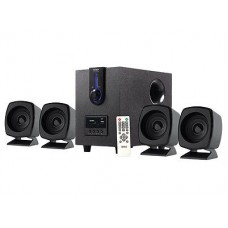 Deals, Discounts & Offers on Electronics - Intex 4.1 MultiMedia Speaker System