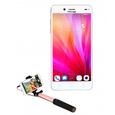 Deals, Discounts & Offers on Mobiles - InFocus M680 Full Metal 16GB 4G With Free Selfie Stick