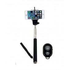 Deals, Discounts & Offers on Mobile Accessories - Jo Jo Extendable Selfie Stick Handheld Monopod With Remote Bluetooth
