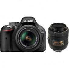 Deals, Discounts & Offers on Cameras - Nikon D5200 24.1 MP DSLR Camera + FREE Nikon DSLR Bag + 8GB Memory Card