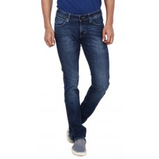Deals, Discounts & Offers on Men Clothing - Wrangler Blue Low Rise Slim Fit Jeans