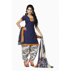 Deals, Discounts & Offers on Women Clothing - Vaamsi Printed Polyester Dress Material