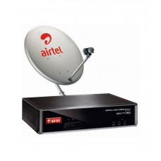 Deals, Discounts & Offers on Home Appliances - Airtel DTH HD+ Connection - Free One Month Value Sports Prime 26 HD