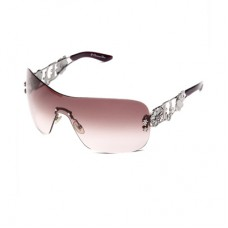 Deals, Discounts & Offers on Accessories - Christian Dior Silver Rectangular Frame Sunglasses