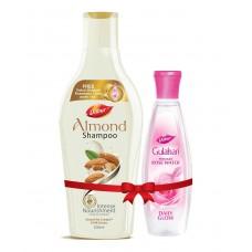 Deals, Discounts & Offers on Health & Personal Care - Dabur Almond Shampoo - 200 ml