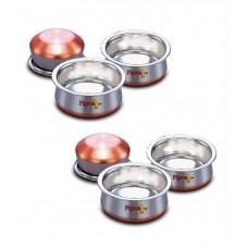 Deals, Discounts & Offers on Home Appliances - Pigeon Baby Handi Dish- 3 Pc Set (Buy 1 Get 1)