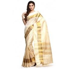 Deals, Discounts & Offers on Women Clothing - Sudarshan Silks South Rawsilk Rawsilk Saree