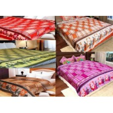 Deals, Discounts & Offers on Home Decor & Festive Needs - HomeZaaraDouble Bed Blanket offer