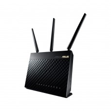 Deals, Discounts & Offers on Computers & Peripherals - Flat 18% off on Asus AC1900 RT AC68U Dual-Band Wireless Gigabit Router