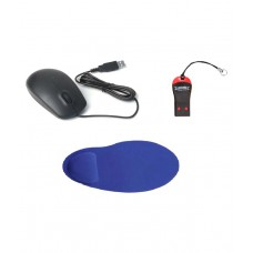 Deals, Discounts & Offers on Computers & Peripherals - Flat 81% off on Dell MS111 USB Mouse