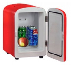 Deals, Discounts & Offers on Home Appliances - Get Up to 19% + Extra Rs.100/- Flat discount on Vox Mini Home/Car Refrigerator.