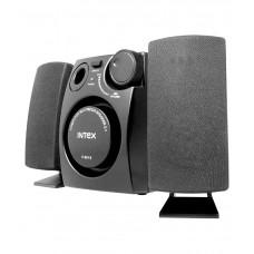 Deals, Discounts & Offers on Electronics - Flat 65% off on Intex IT-881S 2.1 Desktop Speakers