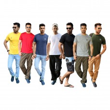 Deals, Discounts & Offers on Men Clothing - Flat 50% off on Mens T-Shirt