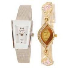 Deals, Discounts & Offers on Women - Wrist Watch Mfpr11 - Buy 1 Get 1 Free