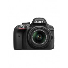 Deals, Discounts & Offers on Cameras - Nikon D3300 24.2 MP Digital SLR Camera With 18-55mm VR II Lens Kit With 8GB Card & Camera Bag