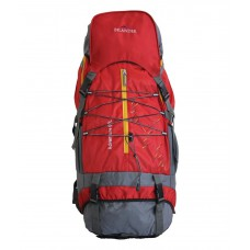 Deals, Discounts & Offers on Accessories - Flat 60% off on Inlander Red Polyester Hiking Bag