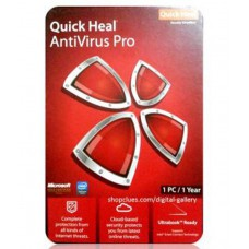 Deals, Discounts & Offers on Computers & Peripherals - Quick Heal Antivirus Pro Latest Version (3 PC/1 Year)