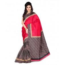 Deals, Discounts & Offers on Women Clothing - Roopkala Silks And Sarees Multi Bhagalpuri Silk Saree