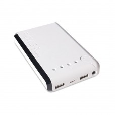 Deals, Discounts & Offers on Power Banks - Callmate 10000 mAh Dream Power Bank with Two USB Ports