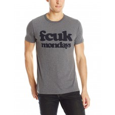 Deals, Discounts & Offers on Men Clothing - French Connection Men's Cotton T-Shirt