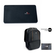 Deals, Discounts & Offers on Power Banks - Dell Laptop Bag With Bosch & Delon Power Bank Combo