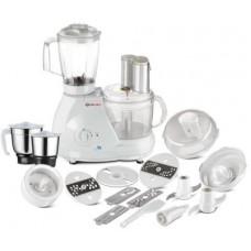 Deals, Discounts & Offers on Home Appliances - Bajaj Fx11 Food Factory 600 W Food Processor