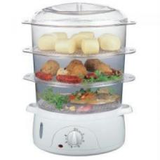 Deals, Discounts & Offers on Home Appliances - Flat 38% off on Skyline Vt 7063 Big Food Steamer 800w