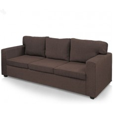 Deals, Discounts & Offers on Furniture - Comfort Couch Engineered Wood 3 Seater Sofa