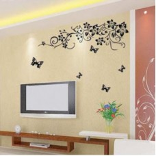 Deals, Discounts & Offers on Home Decor & Festive Needs - WoW Wall Stickers PVC Removable Sticker