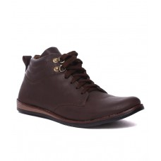 Deals, Discounts & Offers on Foot Wear - Flat 55% off on Shoe Island Brown Outdoor Shoes