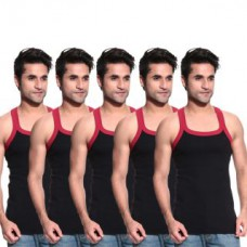 Deals, Discounts & Offers on Men Clothing - TSG ESCAPE MEN'S GYM VEST - PACK OF 5