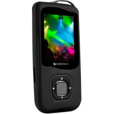 Deals, Discounts & Offers on Computers & Peripherals - Zebronics Mupic Beat Black NA MP3 Player