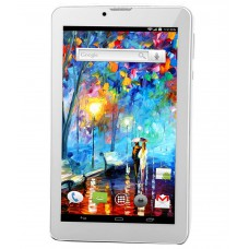 Deals, Discounts & Offers on Tablets - Ambrane A3-770 8GB 3G Calling Tablet White with Keyboard