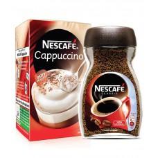 Deals, Discounts & Offers on Health & Personal Care - NESCAFÉ Classic Coffee Jar(50g) & NESCAFÉ Cappuccino Offer pack