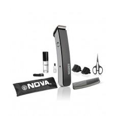 Deals, Discounts & Offers on Trimmers - Nova NHT 1047-00 Black Trimmer For Men