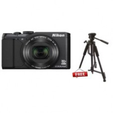 Deals, Discounts & Offers on Cameras - Flat 25% off on Nikon Coolpix S9900 Digital Camera