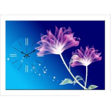 Deals, Discounts & Offers on Home Appliances - Flat 58% off on Design O Vista Analog Wall Clock