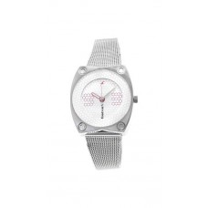 Deals, Discounts & Offers on Women - Fastrack Silver Analog Watch