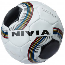 Deals, Discounts & Offers on Sports - Nivia Black & White Football