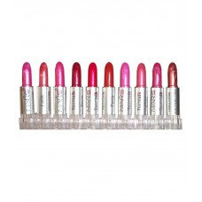Deals, Discounts & Offers on Health & Personal Care - Mars Mini Lipstick Drop Lip Color B Set Of 10