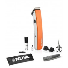 Deals, Discounts & Offers on Trimmers - Nova NHT 1047-00 Orange Trimmer For Men