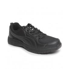 Deals, Discounts & Offers on Foot Wear - Flat 48% off on Puma Bosco Black Sports Shoes