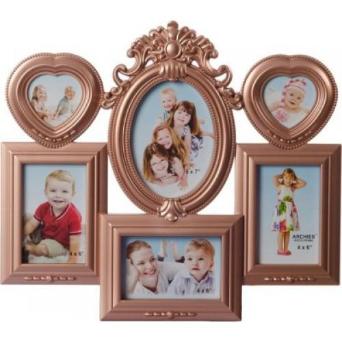 Divinecrafts Glass Photo Frame Home Decor Festive Needs
