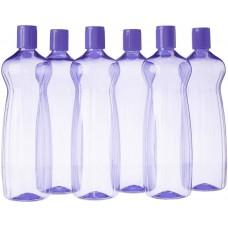 Deals, Discounts & Offers on Home Appliances - Princeware Aster Pet Fridge Bottle Set, 975ml, Set of 6