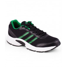 Deals, Discounts & Offers on Foot Wear - Adidas Yago 1 M Black Sport Shoes offer