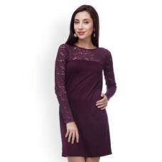 Deals, Discounts & Offers on Women Clothing - Flat 90% off on Estylish Net Shift Dress