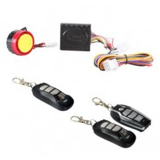 Deals, Discounts & Offers on Car & Bike Accessories - Anti-Theft Security System Alarm with Remote