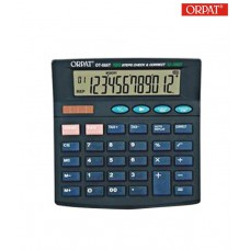 Deals, Discounts & Offers on Accessories - Orpat OT-555T Check & Correct Calculator