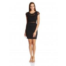 Deals, Discounts & Offers on Men Clothing - Elle Women's Crepe Cut-Out Dress offer
