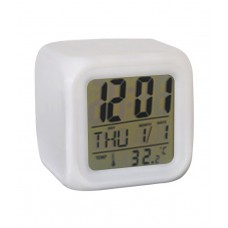 Deals, Discounts & Offers on Home Decor & Festive Needs - Pia International Color Changing Digital Alarm Clock